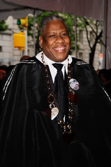 What Andre Leon Talley Was Doing in North Carolina During Couture