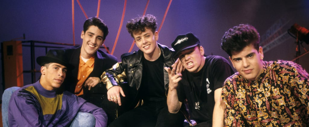 "New Kids on the Block ""80s Baby"" Single"
