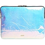 Skinny Dip Hyper Laptop Sleeve - Metallic ($40)