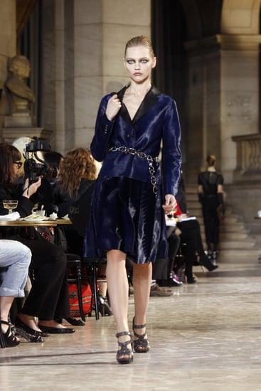 Paris Fashion Week: Loewe Fall 2009