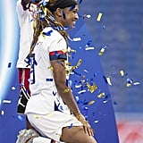 Jessica McDonald at the Women's World Cup