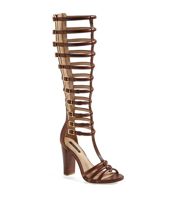 Rachel Zoe Knee-High Gladiator Sandals