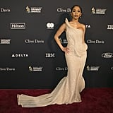 Saweetie at Clive Davis's 2020 Pre-Grammy Gala in LA