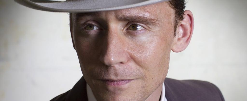See Tom Hiddleston as Legendary Country Star Hank Williams