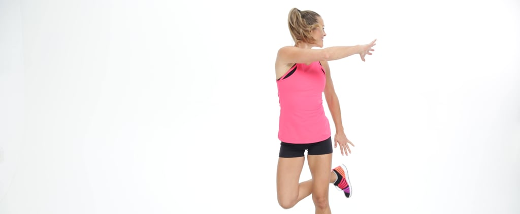 Warm Up Your Whole Body With This Quick, Dance-Style Move