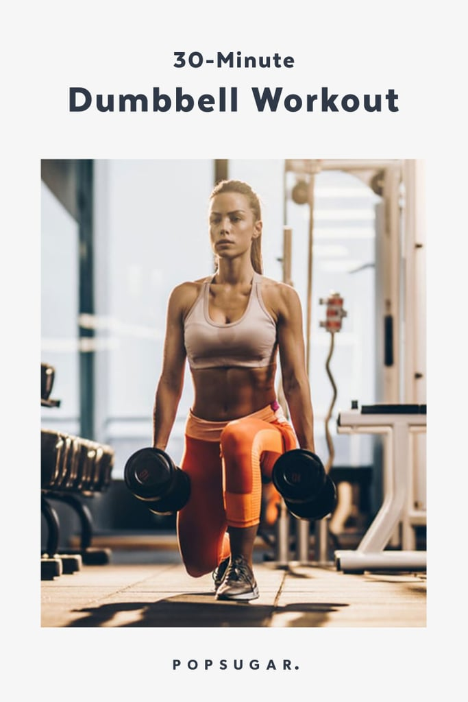 30-Minute Dumbbell Workout