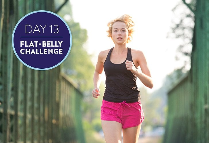 Flat-Belly Challenge Day 15: Calorie-Scorching Cardio and ...