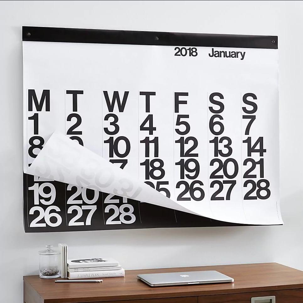 Crate Barrel Stendig Calendar 2018 Cheap Gifts For Teens