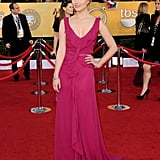 Dianna Agron at the SAG Awards