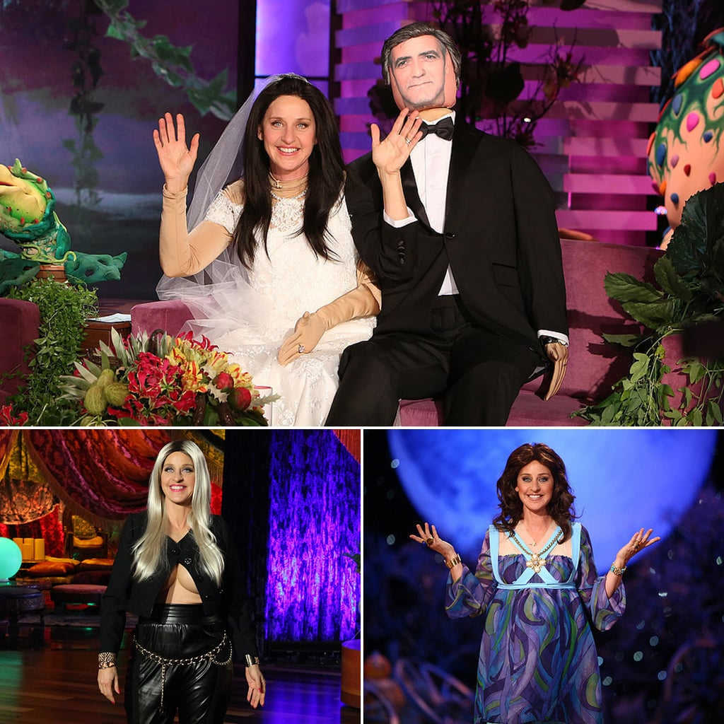 ellen degeneres halloween costumes over the years