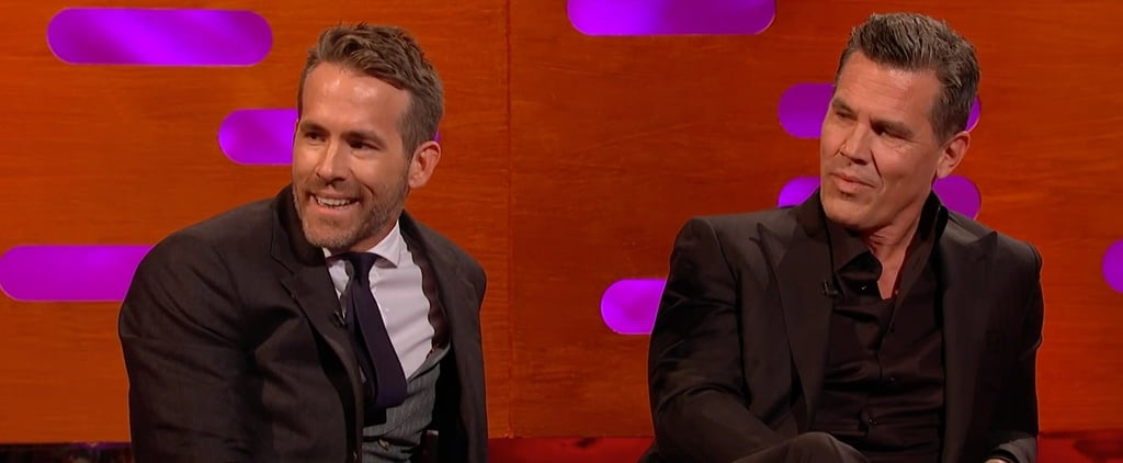 Ryan Reynolds Calls the Deadpool Suit a Big Red Body Condom