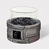 "10"" Round Tabletop Fire Pit"