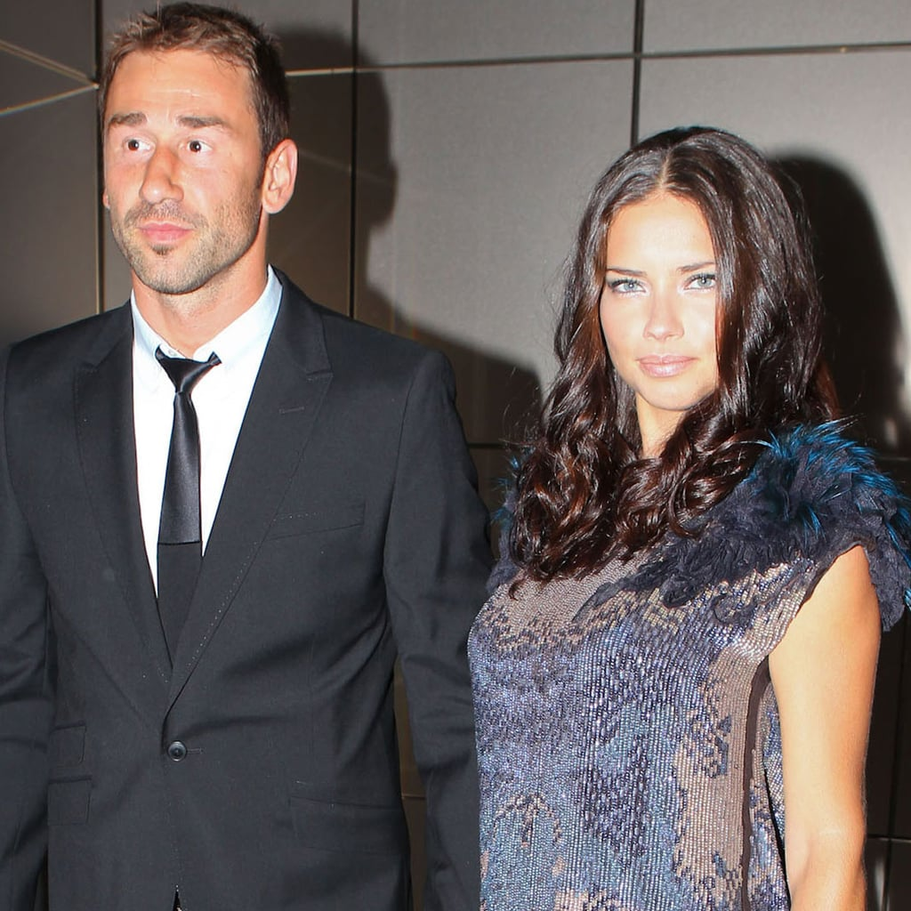 Pregnant Adriana Lima Pictures