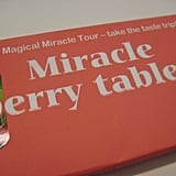 Miracle Berry Tablet