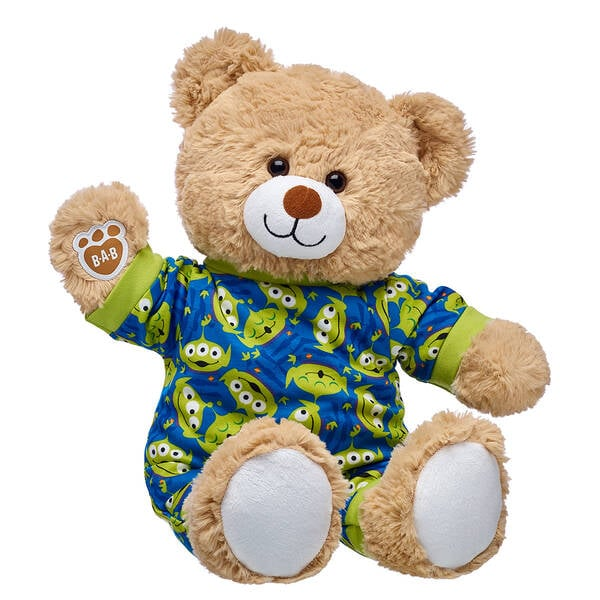 Online Exclusive Cuddly Brown Bear Disney and Pixar Toy Story 4 Gift Set