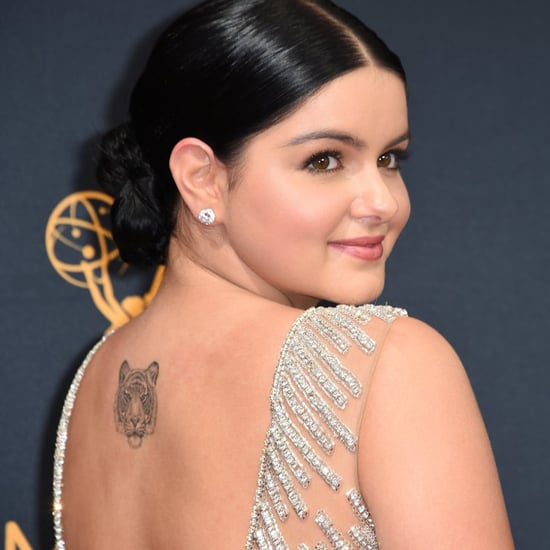 Celebrity Tattoos From Award Show Red Carpets 2016