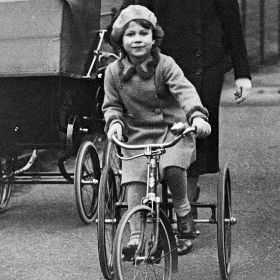 Pictures Of a Young Queen Elizabeth II