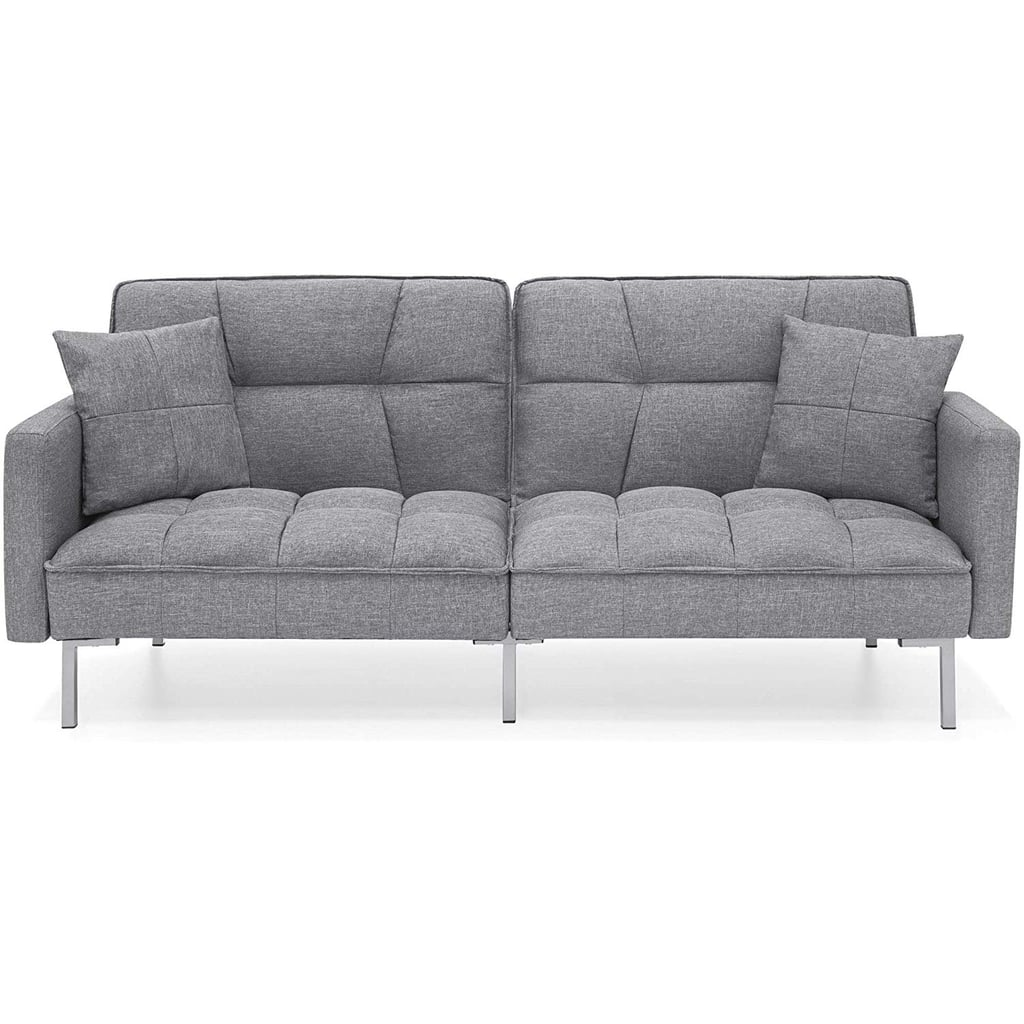 Best Choice Products Convertible Splitback Futon Couch