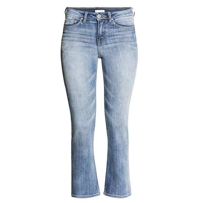 H&M Kick Flare Jeans ($40)