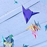 Practice origami.