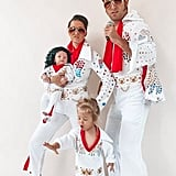 Jade and Tanner Tolbert's Family Dressed Up as a Bunch of Elvis Presleys