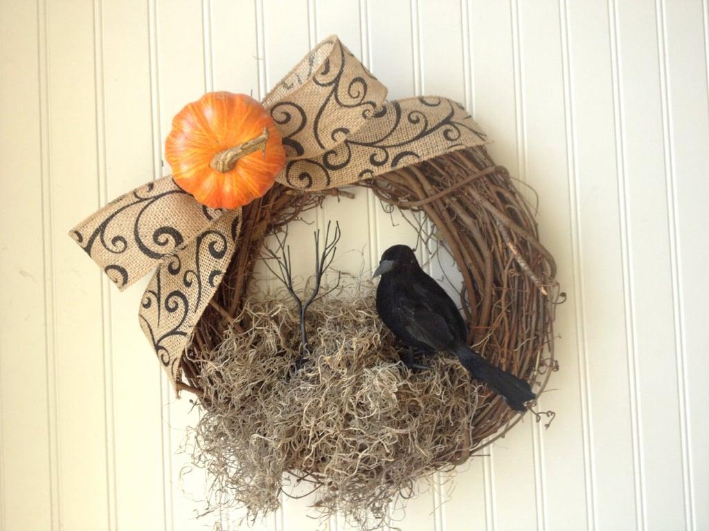 Best halloween wreaths popsugar home rubansaba