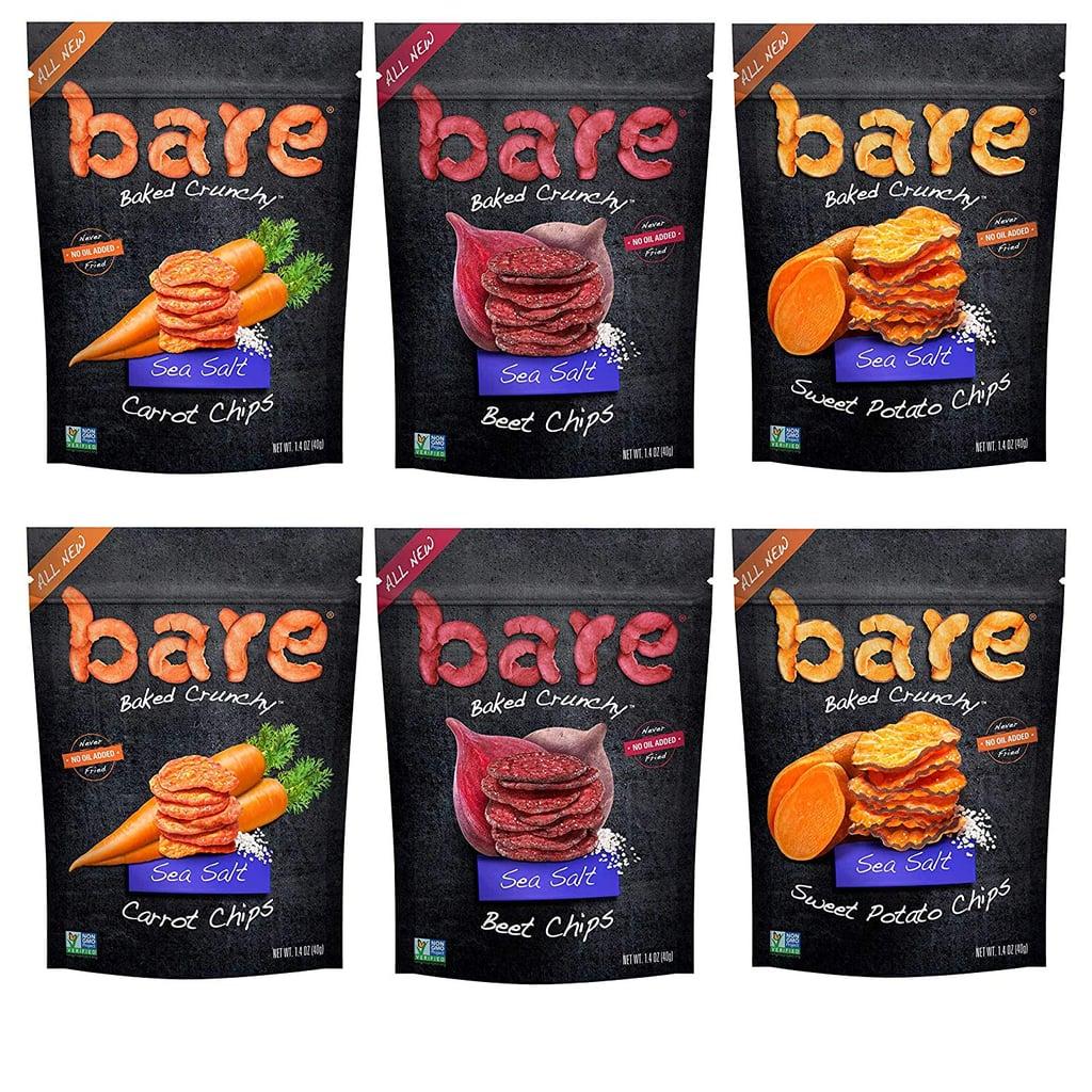 Bare Baked Crunchy Veggie Chips