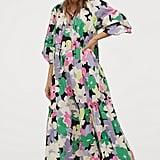 H&M Cotton Kaftan Dress