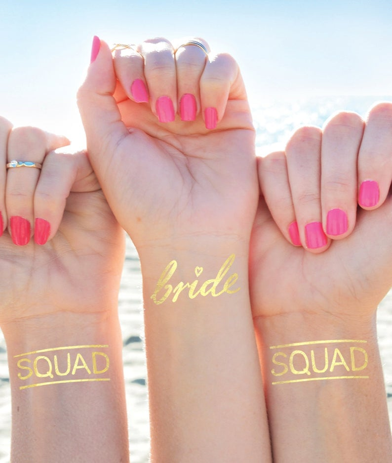 40 Chic Bachelorette Favors Under $5