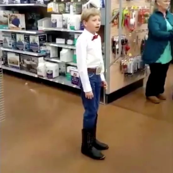 What Is the Walmart Yodel Boy Meme?