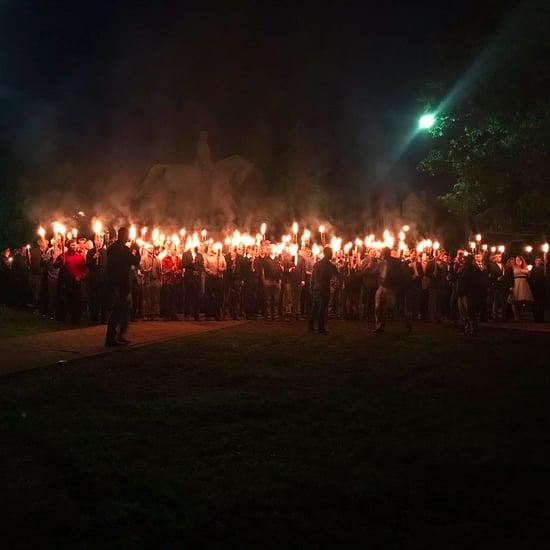 Alt-Right Protest in Charlottesville, VA