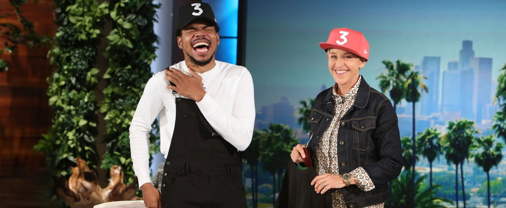 Chance the Rapper Talks About That 1 Time He Got Drunk at the White House