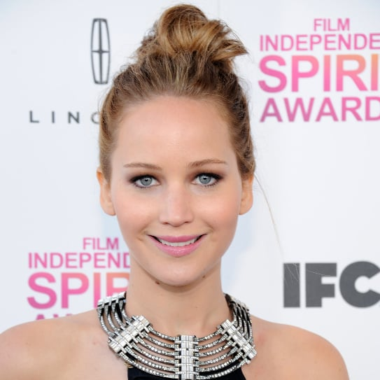 Independent Spirit Awards Celeb Beauty: Jennifer Lawrence