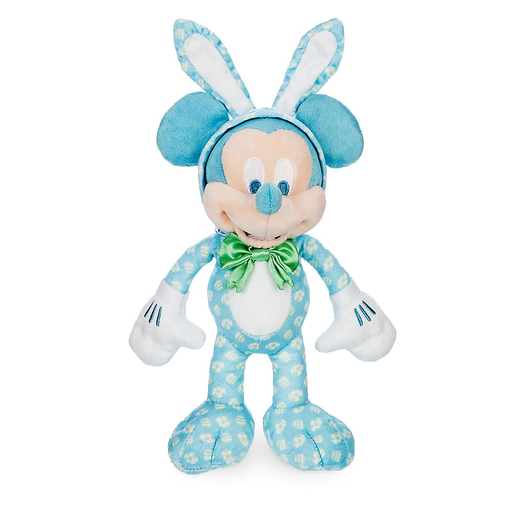 Disney Mickey Mouse Easter Bunny Plush