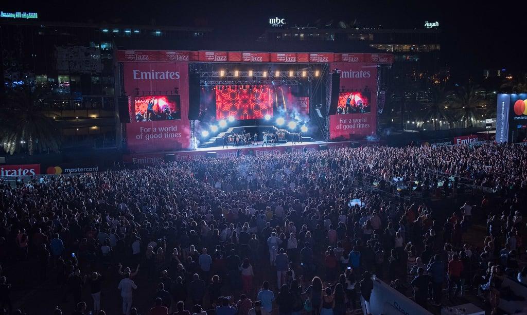 2018 Dubai Jazz Festival: John Legend, Ricky Martin Pics