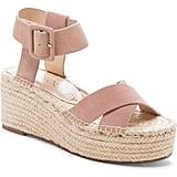 Sole Society Audrina Platform Espadrille Sandals