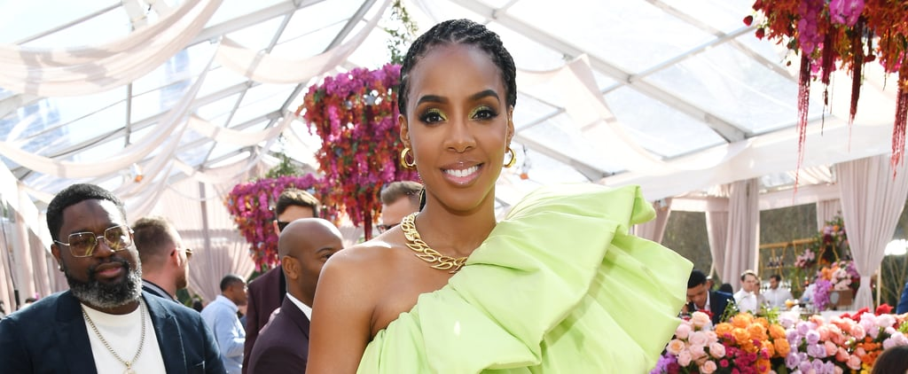 Kelly Rowland Is Pregnant With Her Second Child