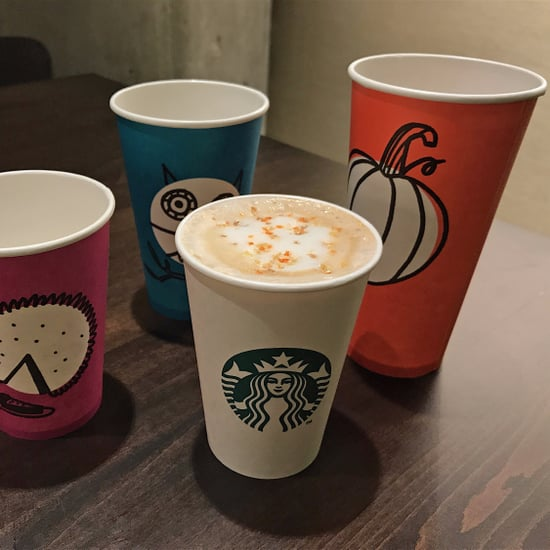 Starbucks Maple Pecan Latte Nutrition