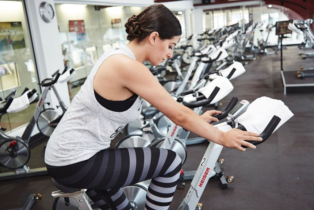 820bc9a81c7 30-Minute Exercise Bike Workout