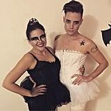 Nina and Lily From Black Swan