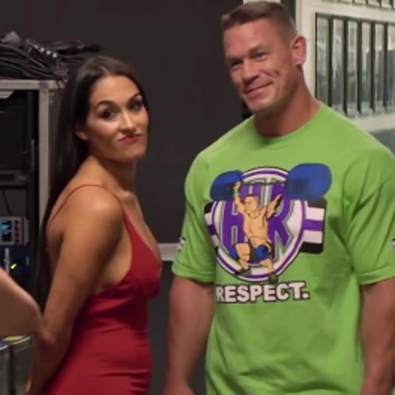 John Cena And Nikki Bella Call Off Wedding.John Cena And Nikki Bella Reunite After Calling Off Wedding