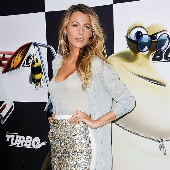 Your Guide to Achieving Blake Lively's Easy Burberry Glamour
