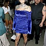 Kehlani at the Area New York Fashion Week Show