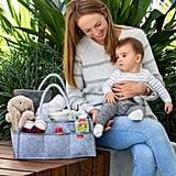 Groverly Baby Diaper Caddy Organizer