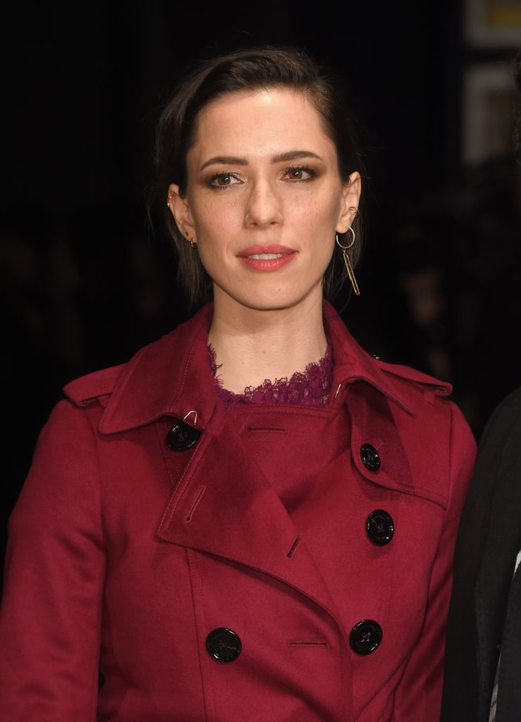 Rebecca Hall at Burberry