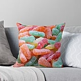 Sour Patch Kids Throw Pillow
