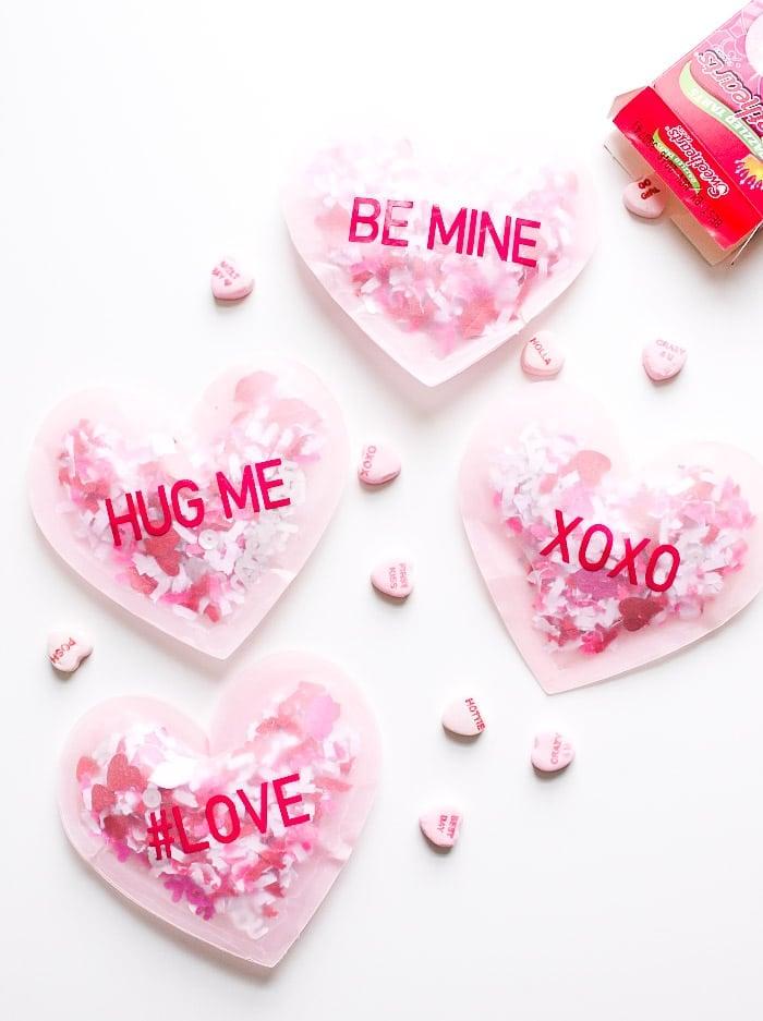 Confetti Conversation Hearts