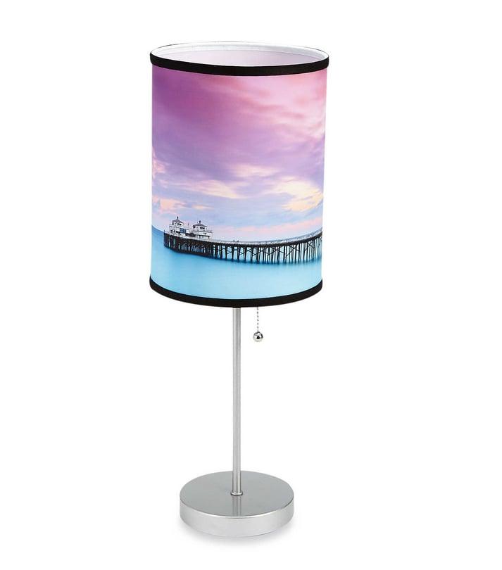Beach Sunset Lamp