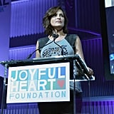 She Founded the Joyful Heart Foundation