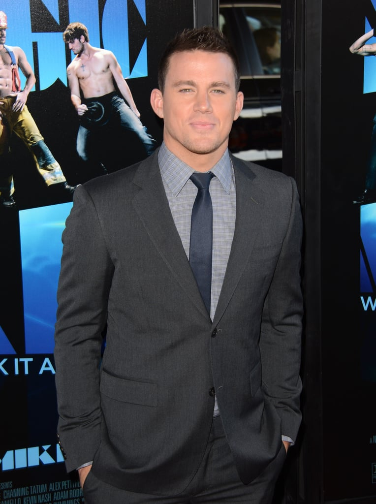The Hot Guys of Magic Mike Gather For the Premiere in LA!